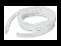 Canal spirala pentru cabluri tablou electric - 14mm Scame