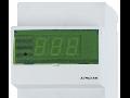 Volt-ampermetru 0-500V, 5-8000A CA Schrack Monofazat