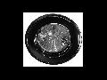 Spot incastrat fix DL-36,aur satinat/crom