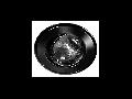 Spot incastrat fix DL-41,silver satin/aur