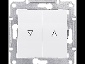 Intrerupator cu interblocare mecanica 10 AX SEDNA SCHNEIDER titan