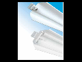 Corpuri de iluminat Fluorescente pentru Montaj Aparent - 1X58W HF-P ,  FIRA - 11 LINEXA  R,  ELBA