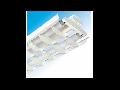 Corpuri de iluminat Fluorescente pentru Montaj Aparent - 2X58 W , FIAG - 11 LINEXA  G,  ELBA