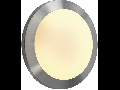 Plafoniera CL 135,T5 R,aluminiu/alb