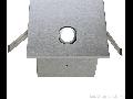 Spot FOK LED,aluminiu,lumina calda