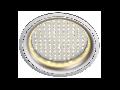 Spot LEDPANEL ROUND,alb,lumina rece