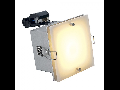 Spot FRAME DISTA G5.3,50W,gri
