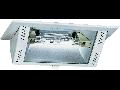 Plafoniera HQI-TS DL 150W,Rx7s,alb