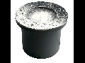 WETSY POWER LED, 3W,rotund,lumina albastra