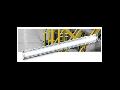 Corp de iluminat cu LED-uri, 1237 x 113 x 74 mm, 60W, IP65, ELECTROMAGNETICA