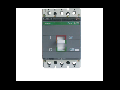 Intrerupator automat industrial tripolar, 3P, S250/ 175-250A, 50kA