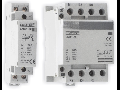 Contactor modular, 20A 4NO  230V