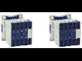 Contactor pentru comanda motorului trifazat, 6A   LX1-DO/1ND