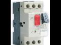 Motor Protector pe Sina DIN, DZS12-M02 (GV2) 0.16-0.25/ 1A