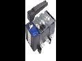 Separator tripolar fara protectie cu maneta rotativa, 3P, RA 160/ 160A
