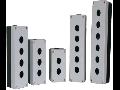 Cutie IP54 pentru 3 butoane comanda si selector, LAI5-BOX3