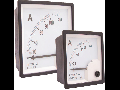 AMPERMETRU ANALOG DIRECT  72x72mm 0-  100A
