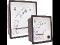 AMPERMETRU ANALOG INDIRECT RIT. 72x72mm fara scala