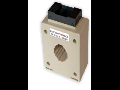 Transformator curent cu fereastra, MFO30, 5VA CL 0,5 150/5A