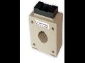 Transformator curent cu fereastra, MFO30, 5VA CL 0,5 250/5A