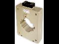 Transformator curent cu fereastra, MFO100, 15VA CL 0,5 2500/5A