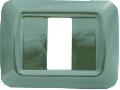 RAMA DECOR 3M/3M(117mm) VERDE  4F03 STIL