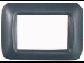 RAMA DECOR 2M/3M(117mm) STEJAR NEGRU 4C02 STIL