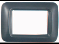 RAMA DECOR 4M/4M(140mm) STEJAR NEGRU 4C04 STIL