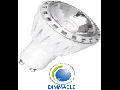 LED Spotlight-  5W GU10 aluminiu Alb Estompat VT-1888D