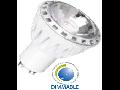 LED Spotlight-  6.5W GU10 4500K aluminiu NCS VT-1999D