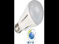 Bec cu LED-uri - 10W E27 A60 aluminiu alb cald, VT-1842D