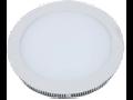 Spot LED rotund alb cald - 15W,  W/O driver, VT-1500 RD