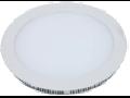 Spot LED rotund alb - 22W, W/O driver, VT-2200 RD