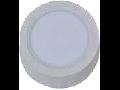 Spot LED suprafata rotund  alb - 22W, W/O driver, VT-1422 RD
