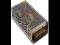 LED-uri - Sursa de alimentare - 75W 12V 6A Metal, VT-20075