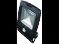 LED Proiector 30W V-TAC Design Senzor , corp grafit, alb cald, VT-4410PIR
