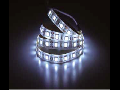 Banda LED - 60 LED-uri albastre IP65, 10W/ 12V, VT-5050 IP65