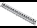 Corp de iluminat pentru tuburi fluorescente, 28W,  TG-3113.01