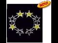 STAR 106 LED & FLASH  (lxh) 1200x1080 mm
