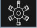 Distribuitor (Ramificatie) Negru D:0.137m