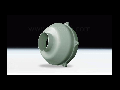 Ventilator tubulatura 100mm 300mc/h