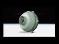 Ventilator tubulatura 250mm 1400mc/h