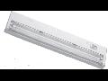Corp de iluminat pentru tuburi fluorescente, 13W, TG-3113.13113