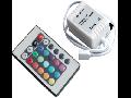 Controler banda LED RGB  72W IP20, TG-3110.91372