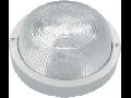Plafoniera 1x max 60W, E27/IP44/ Alb, 2602