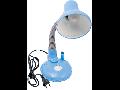 Lampa de birou, E27/ 1 x max.40W, bleu, MT.DL - 317