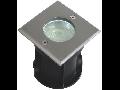 SPOT PARDOSEALA  LED 12X0.1W, IP67, ALBASTRU TG-3202.02