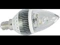 Bec lumanare LED, 3W, TG-2401.9252