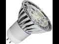 Spot LED, 3.8W/GU5.3, albastru, TG-2401.3225