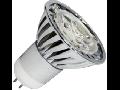 Spot LED, 3.8W/GU5.3, verde, TG-2401.3224
